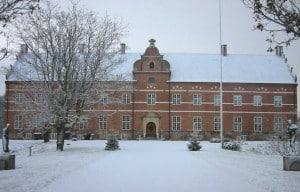Julemarked på Næsbyholm Slot