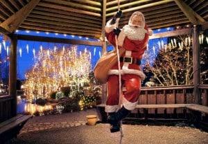 Julemand i Birkegårdens Haver