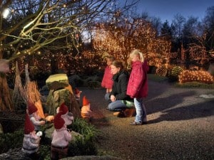 Juletid i Birkegårdens Haver
