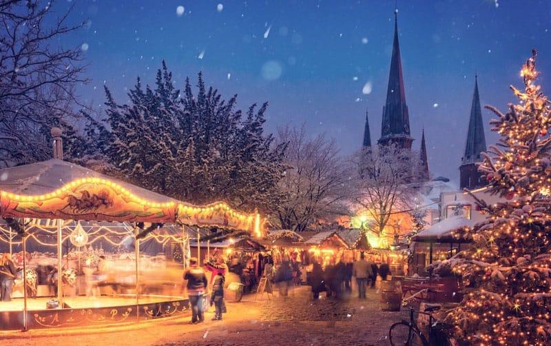Hvad bør du holde øje med ved årets julemarkeder?